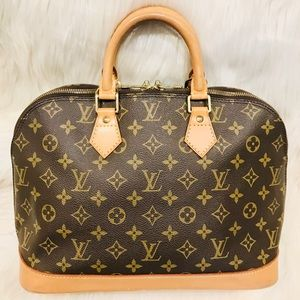 Authentic Louis Vuitton Alma #4.6aja